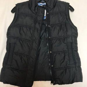 Aero black vest